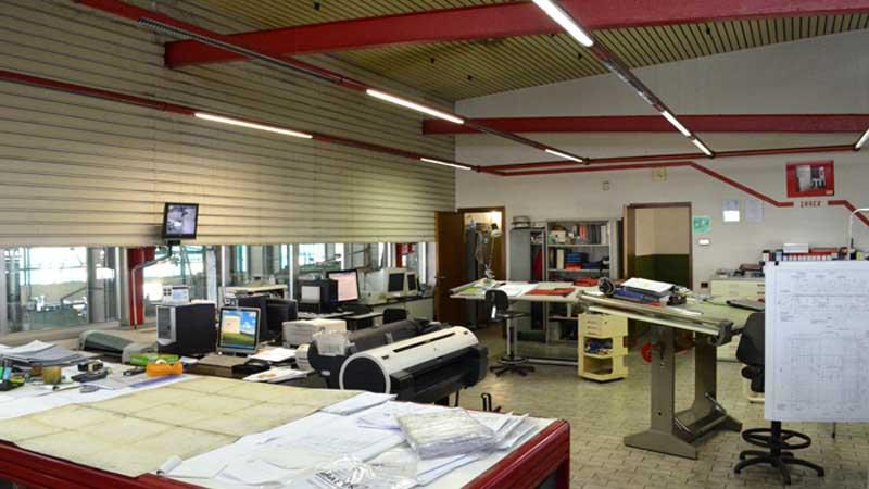 In Ufficio Tecnico : Za ber srl officina meccanica lonate pozzolo va